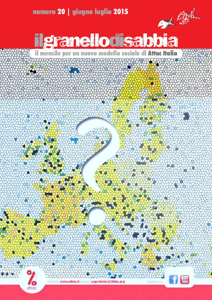 il granello di sabbia giuno luglio 2015 copertina