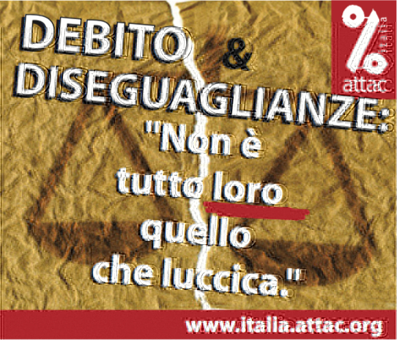Debito e Diseguaglianze 580x497