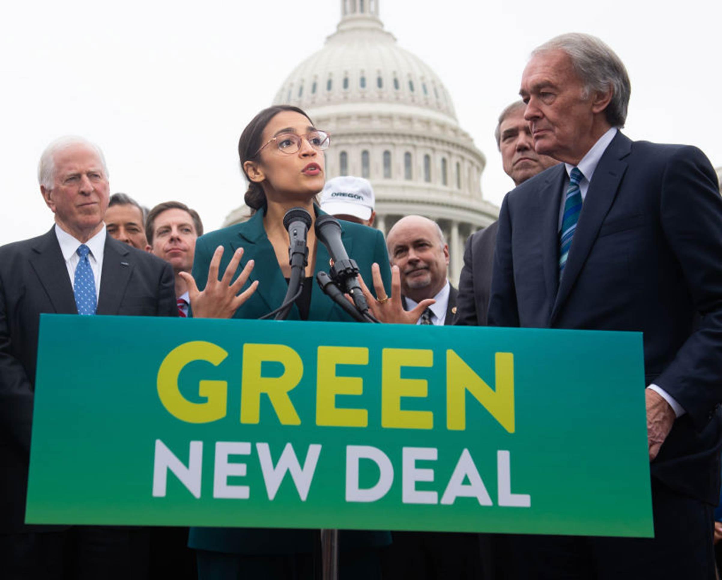 Che cos'è davvero il Green New Deal?