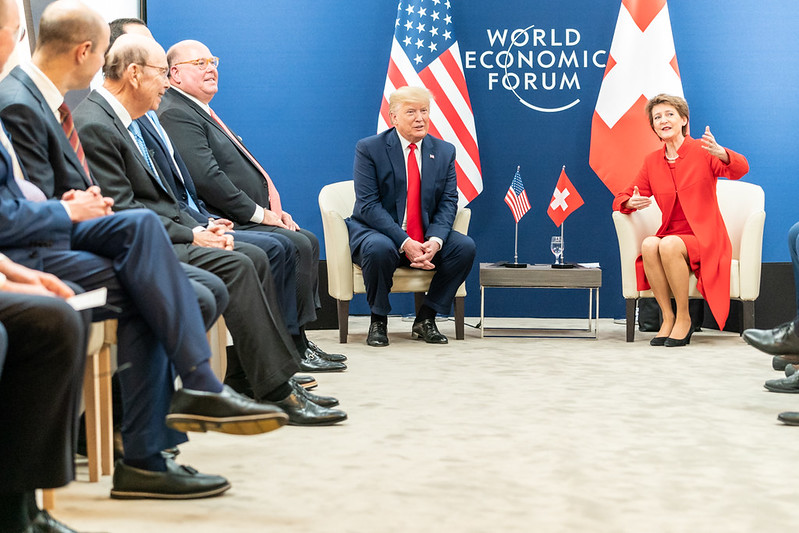 A Davos la paura fa 90