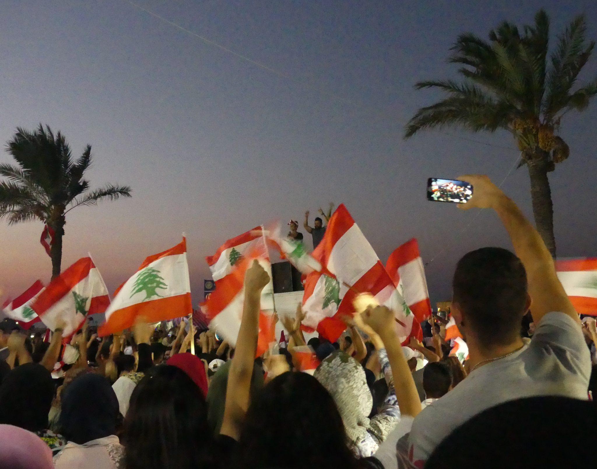 Libano: il carnevale della rivoluzione